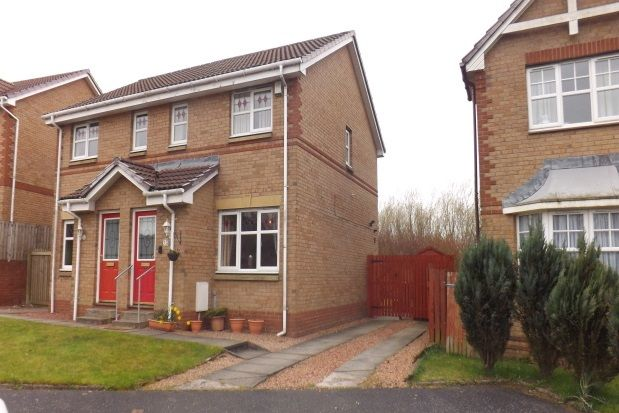 Thumbnail Detached house to rent in Dalry Place, Chapelhall, Airdrie