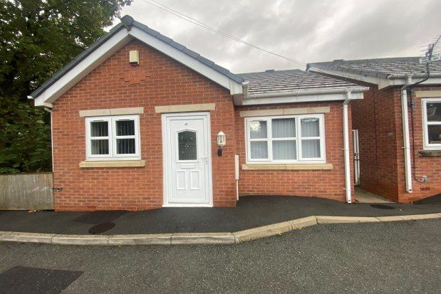 2 bed bungalow to rent in Downing Street, Ashton-Under-Lyne OL7