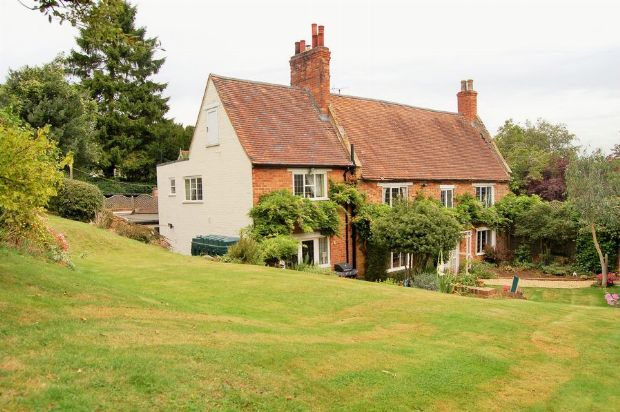 Thumbnail Detached house for sale in High Street, Guilsborough, Northampton