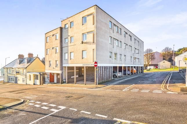 Thumbnail Flat for sale in Torpoint, Cornwall, England