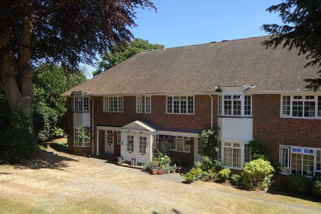 Thumbnail Flat to rent in Firgrove Court, Farnham