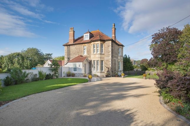 Thumbnail Detached house for sale in Cambridge Road, Clevedon, North Somerset