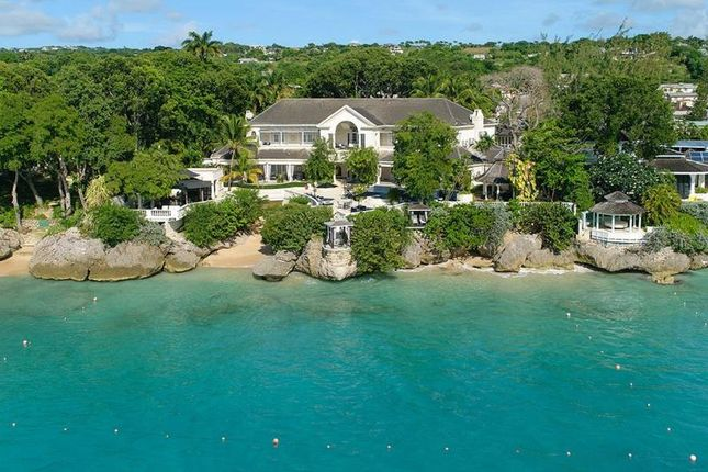 Thumbnail Villa for sale in Cove Spring House, The Garden, St James