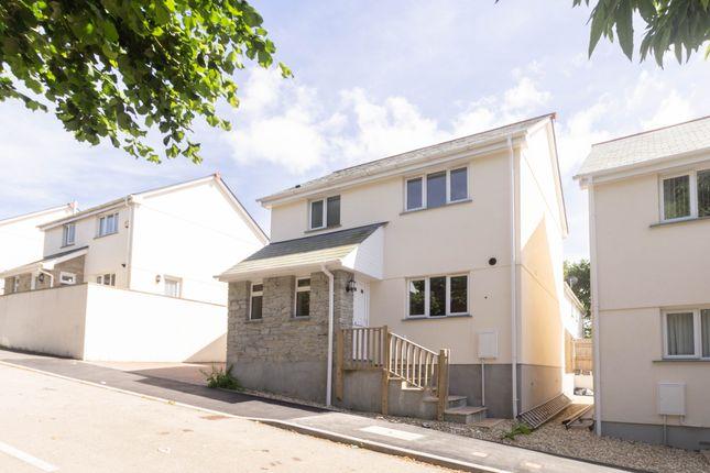 Thumbnail Detached house for sale in Skitta Close, Callington