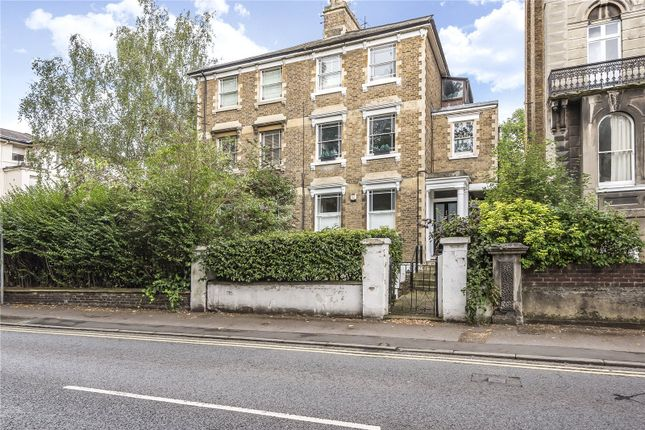 Thumbnail Maisonette for sale in Clarence Road, Windsor, Berkshire