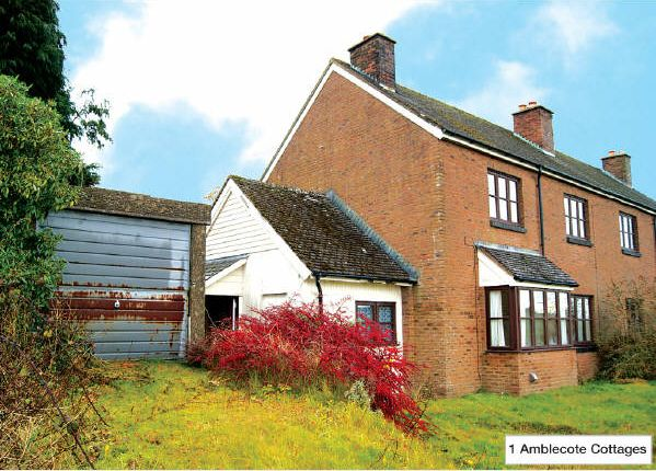Thumbnail Property for sale in 1-4 Amblecote Cottages, Newcastle, Shropshire