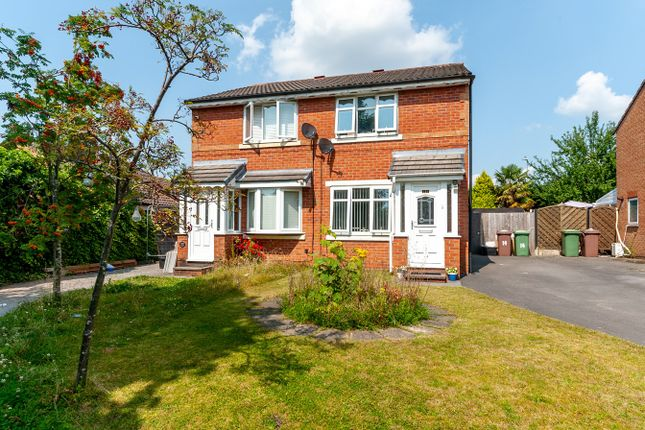 2 bed semi-detached house for sale in Acton Close, Haydock, St Helens WA11