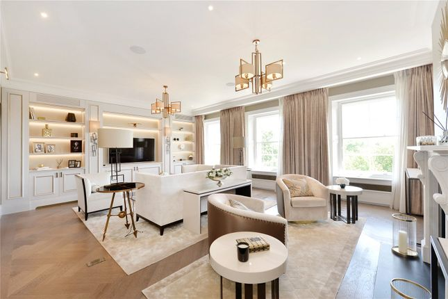 Thumbnail Flat for sale in Hyde Park Gardens, Hyde Park Estate, London