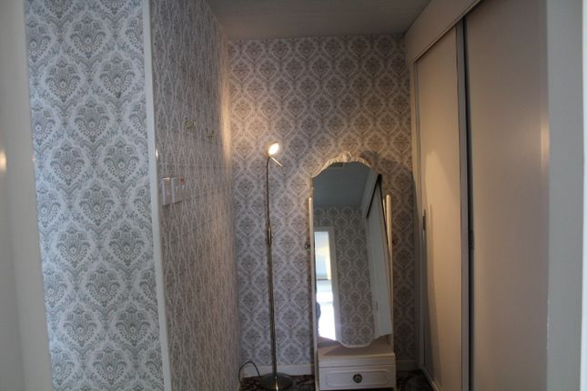 Dressing Room  of Cliff Terrace, Buckie AB56