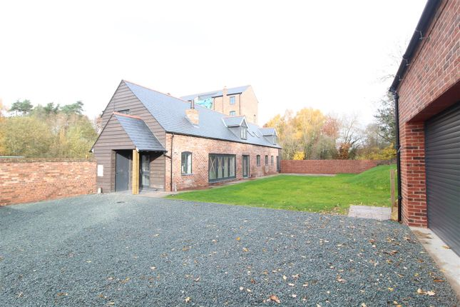 Thumbnail Detached house for sale in Mytton Mill, Forton Heath, Montford Bridge, Shrewsbury