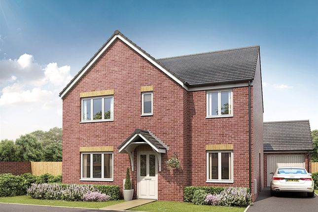 "Thumbnail Detached house for sale in ""The Holywell"" at Sunniside, Houghton Le Spring"