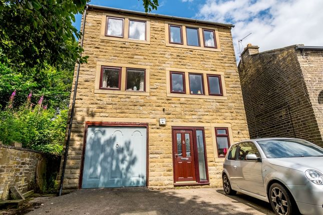 Thumbnail Detached house for sale in Shelf Hall Lane, Shelf, Halifax