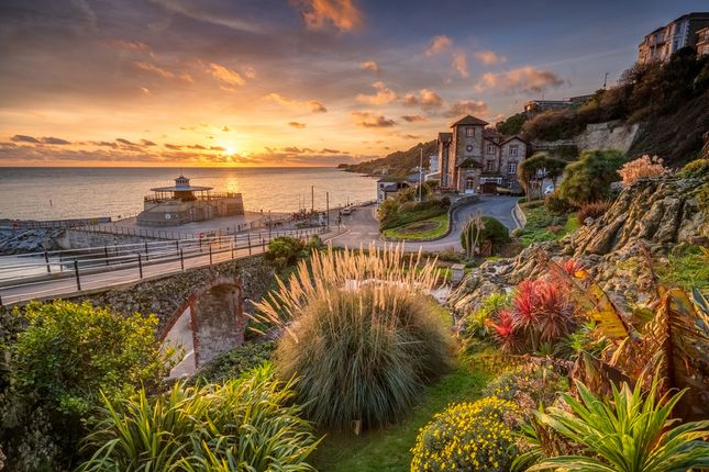Thumbnail Detached house for sale in Esplanade, Ventnor