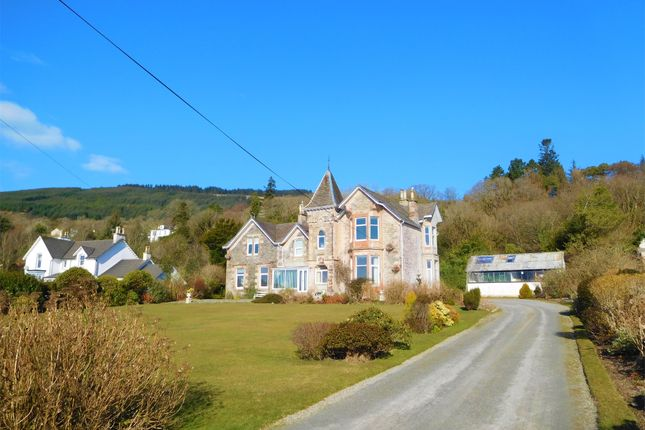 Thumbnail Flat for sale in Newton Linn, 92B, Shore Road, Innellan, Dunoon