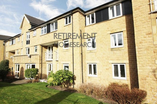 Thumbnail Flat for sale in Carnegie Court, Ilkley
