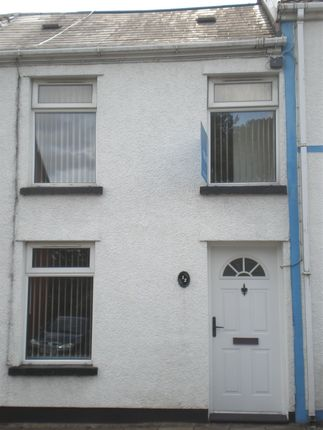 Thumbnail Terraced house to rent in Windsor Street, Trecynon, Aberdare