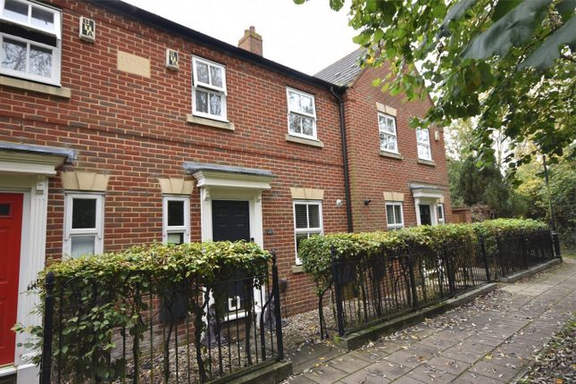 Terraced house for sale in Monks Path, Aylesbury, Buckinghamshire