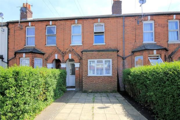 Thumbnail Terraced house for sale in Walton Road, Woking