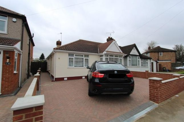 Thumbnail Bungalow for sale in Leamington Place, Hayes