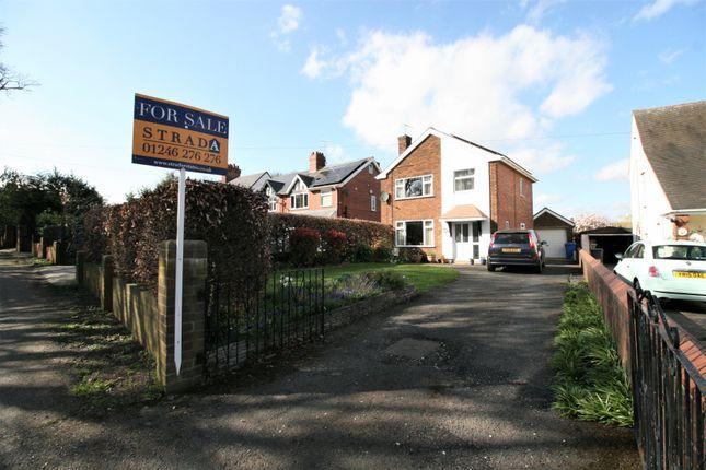 Boythorpe Crescent, Chesterfield S40