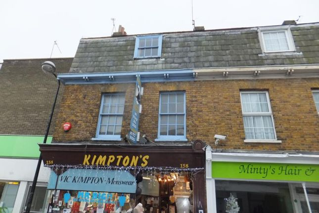 Thumbnail Flat to rent in Mortimer Street, Herne Bay