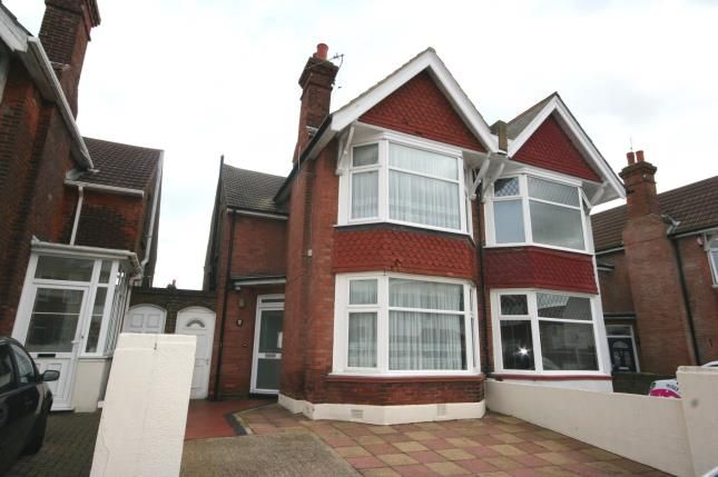 Thumbnail Semi-detached house for sale in Cavendish Avenue, Eastbourne, East Sussex