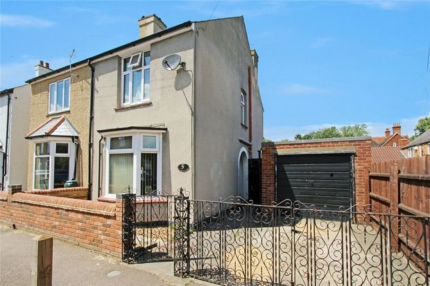 3 bed semi-detached house for sale in Cater Street, Kempston, Bedford
