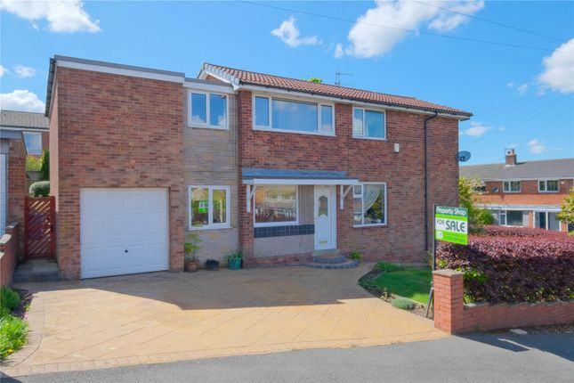 Thumbnail Semi-detached house for sale in Linton Drive, Burnley