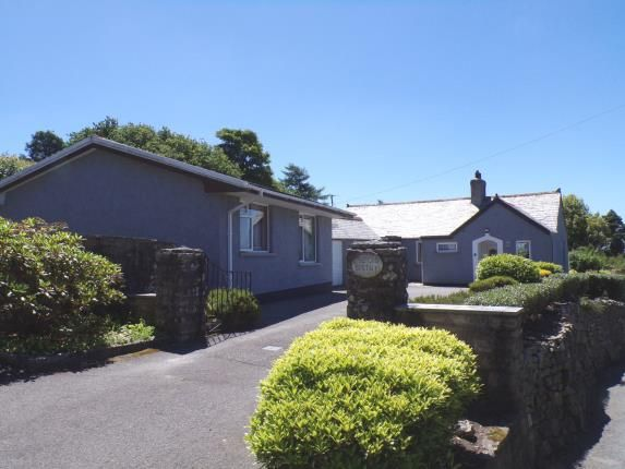 Thumbnail Bungalow for sale in St. Breward, Bodmin, Cornwall