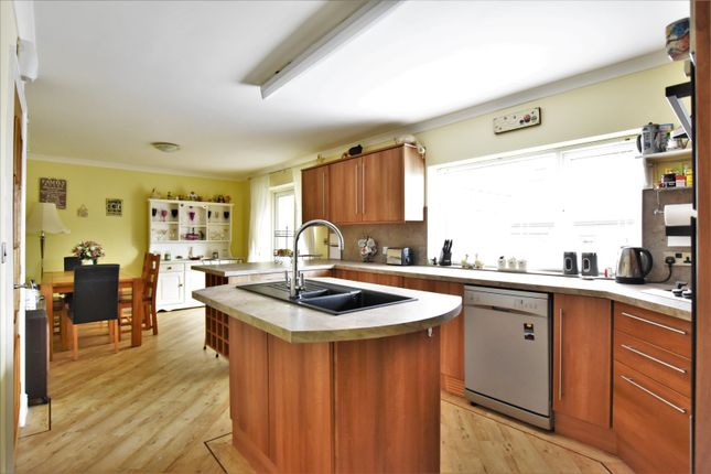 Thumbnail Detached house for sale in Lodge Close, Workington