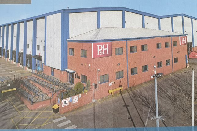 Thumbnail Warehouse to let in Cross Green Approach, Leeds
