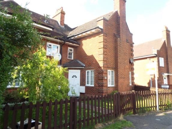 Thumbnail End terrace house for sale in North Drive, Shortstown, Bedford, Bedfordshire