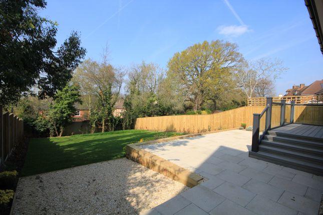 Garden of Northcourt Avenue, Reading RG2