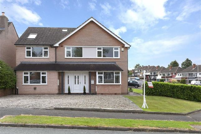 Thumbnail Detached house for sale in Langdale Way, Pedmore, Stourbridge, West Midlands