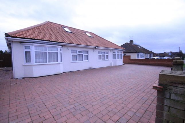 Thumbnail Bungalow to rent in Roman Road, Essex
