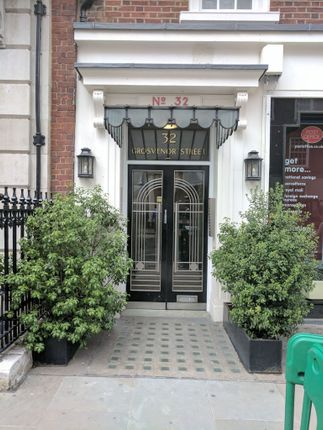 1 bed flat to rent in Grosvenor Street, London