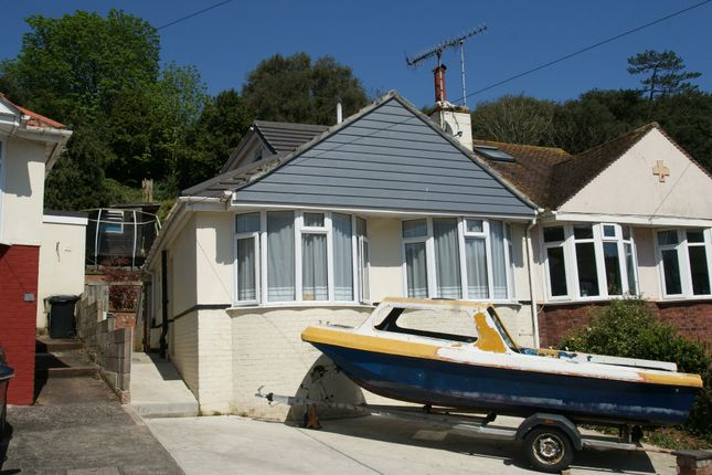 Thumbnail Semi-detached bungalow for sale in Clifton Road, Paignton