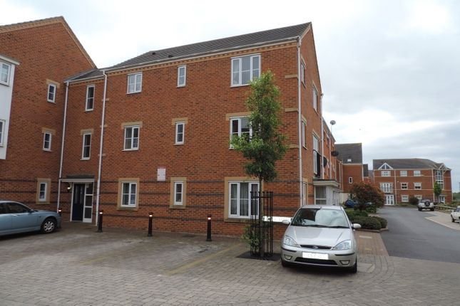 Thumbnail Flat to rent in Fulwell Close, Banbury