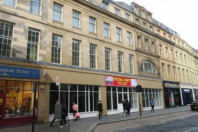 Thumbnail Retail premises to let in 64 - 68 Clayton Street, Newcastle Upon Tyne