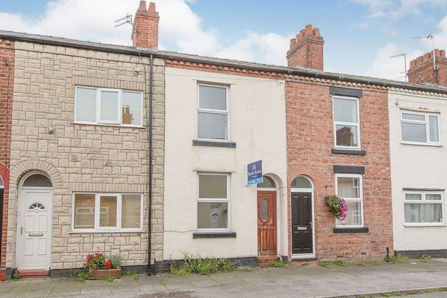 Thumbnail Terraced house to rent in Boundary Street, Northwich