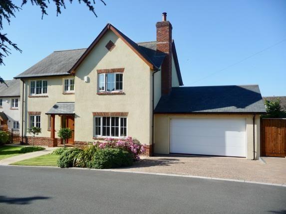 Thumbnail Detached house for sale in Bishopsteignton, Devon