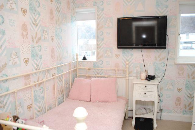 Bedroom Three of Eastern Avenue North, Kingsthorpe, Northampton NN2