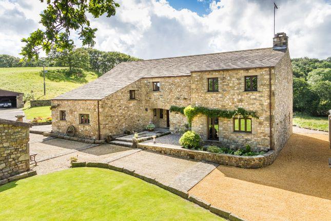 Thumbnail Detached house for sale in Brockabank House, Keasden, Clapham, Lancaster
