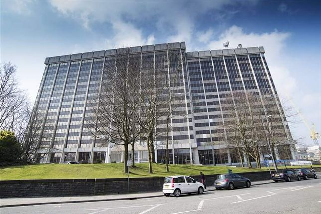 Thumbnail Office to let in 15th Floor, Cardiff