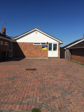 Thumbnail Detached bungalow for sale in Turnden Gardens, Cliftonville, Margate