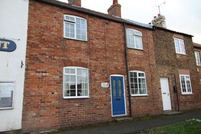 Thumbnail Terraced house for sale in Main Street, Wetwang, Driffield