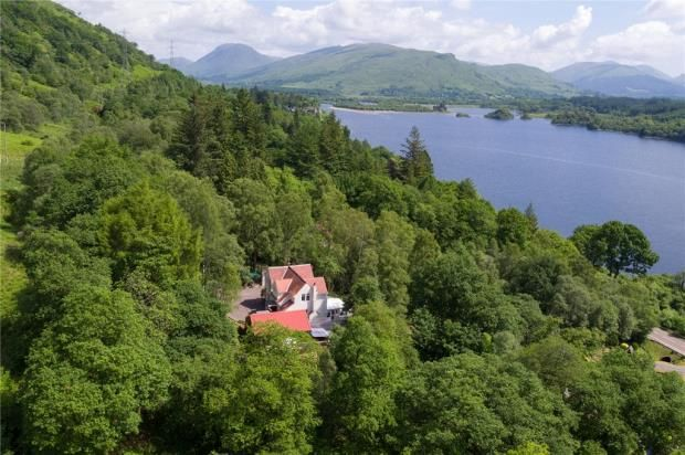 Thumbnail Detached house for sale in Airidh Cruachan, Lochawe, Dalmally, Argyll And Bute