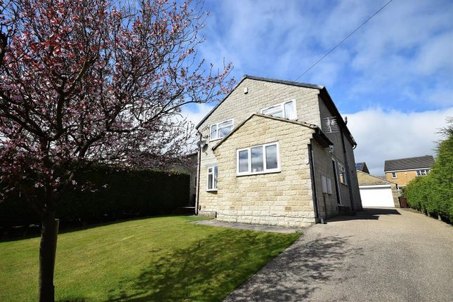 Thumbnail Detached house for sale in Moor Close Road, Queensbury, Bradford