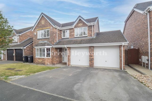 Thumbnail Property for sale in Ashfield Rise, Preston