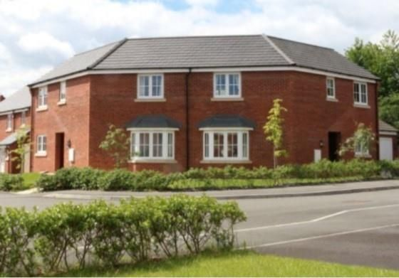 Thumbnail Semi-detached house for sale in Stanton Road, Sapcote, Leicester